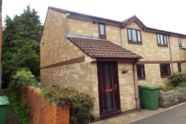 Thumbnail Maisonette to rent in Wookey Hole Road, Wells