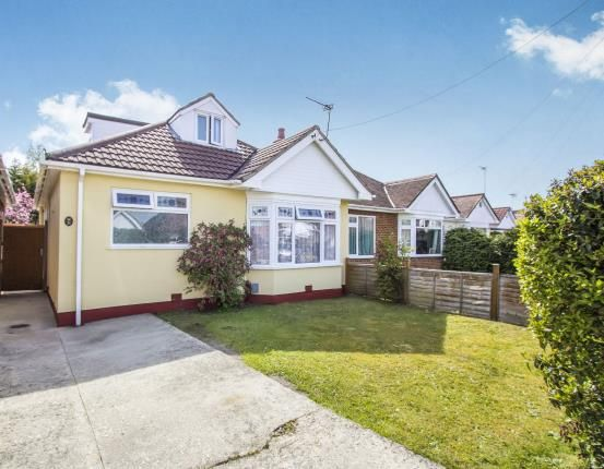 Thumbnail Bungalow for sale in Bournemouth, Dorset, 31 Hawden Road