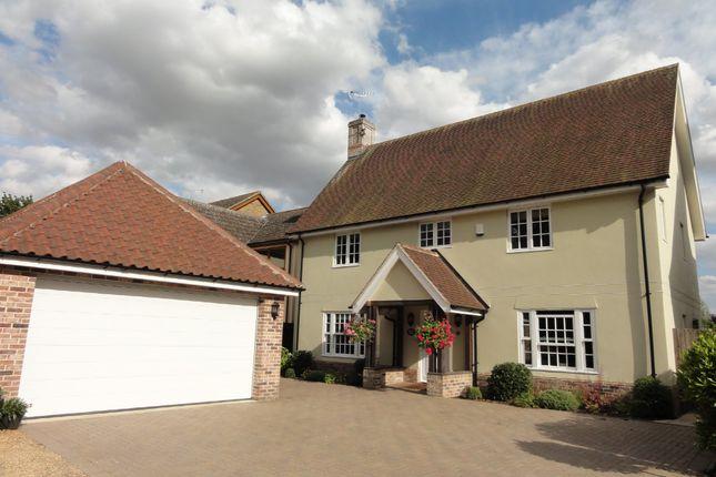 Thumbnail Detached house to rent in Ashfield Gardens, Ashfield Road, Norton, Bury St. Edmunds