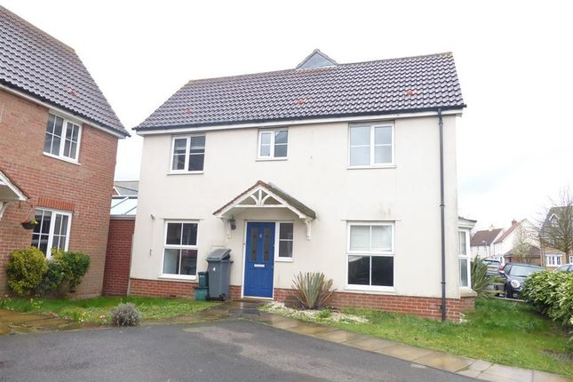 Thumbnail Property to rent in Cowdrie Way, Springfield, Chelmsford
