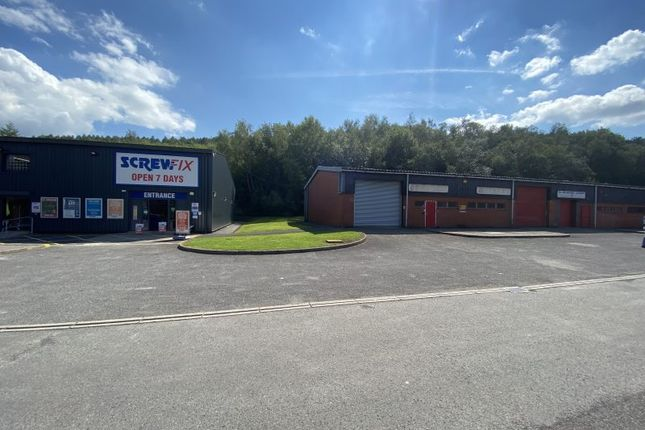 Thumbnail Industrial to let in Unit 5, 6 And 7 Pontnewynydd Industrial Estate, Pontypool