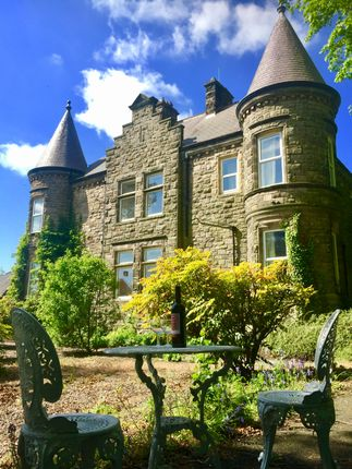 Thumbnail Detached house for sale in South Road, Alnwick