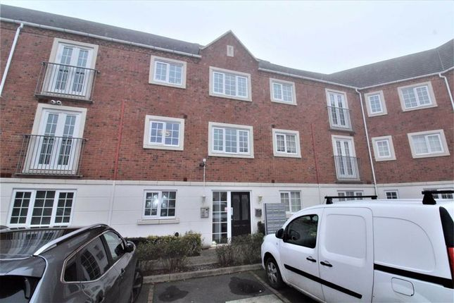 2 bed flat for sale in Donnington Court, Dudley DY1