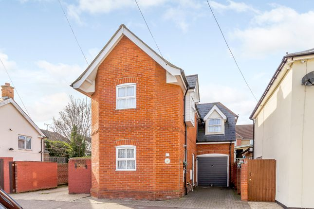 Thumbnail Detached house for sale in Timber Hill, Colchester
