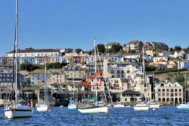 Thumbnail Flat for sale in Smugglers Row, The Packet Quays, Falmouth