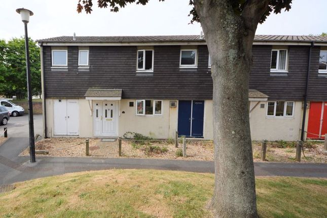 Thumbnail Terraced house to rent in Bittern Close, Gosport