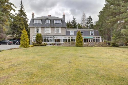 Detached house for sale in Ballater, Aberdeenshire