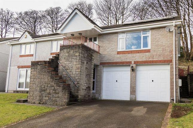 Thumbnail Detached house for sale in Gwel-An-Nans Close, Liskeard