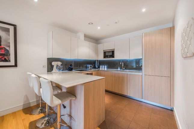 Thumbnail Flat for sale in Flotilla House, Battersea Reach, London