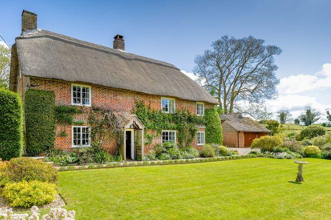 Thumbnail Cottage for sale in Tidpit, Martin, Fordingbridge
