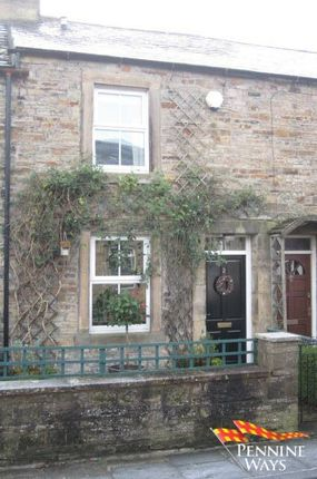 Thumbnail Terraced house for sale in Castle Terrace, Haltwhistle, Northumberland