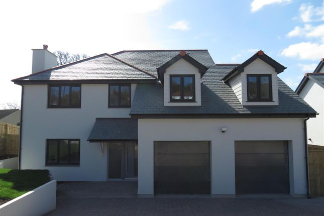 Detached house for sale in Trevarthian Road, St Austell, St. Austell