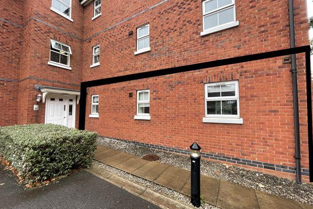 2 bed flat for sale in Box Close, Woodville, Swadlincote DE11