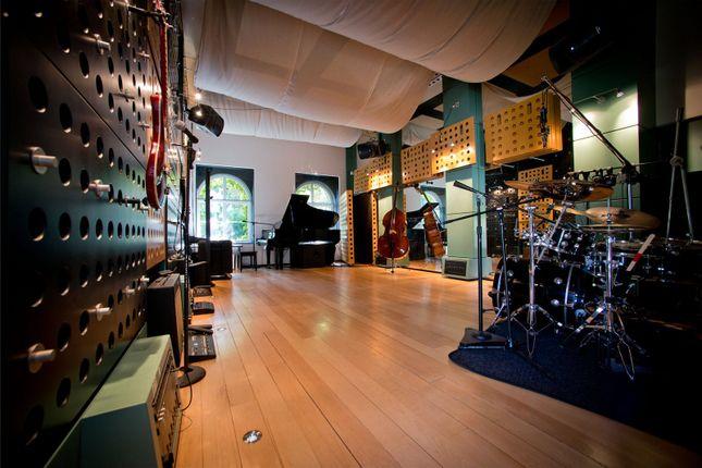 Studio Live Room of St Ann's Court, St Ann's Hill, Surrey KT16