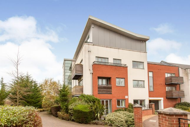 Thumbnail Flat for sale in Bramling Apartments, Great Cambourne