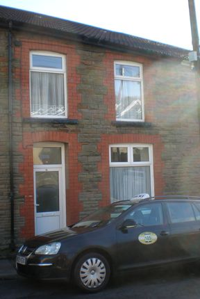 Thumbnail Terraced house to rent in Milton Street, Cwmaman, Aberdare