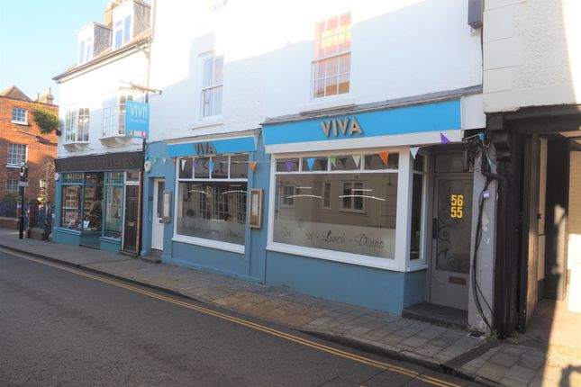 Thumbnail Restaurant/cafe to let in 55 West Street, Dorking