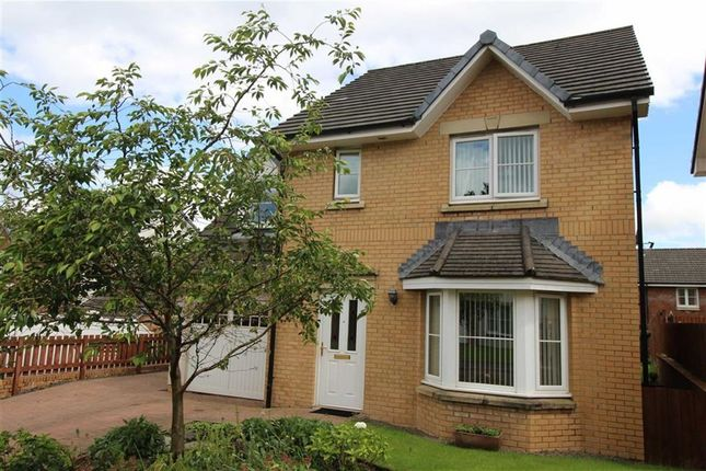 Thumbnail Detached house for sale in Lairds Dyke, Inverkip Greenock, Renfrewshire