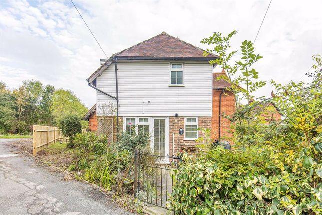 Thumbnail Semi-detached house to rent in Spout Lane Cottages, Crockham Hill, Kent