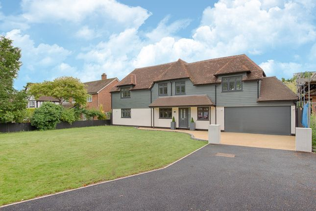 Thumbnail Detached house for sale in Pishiobury Drive, Sawbridgeworth