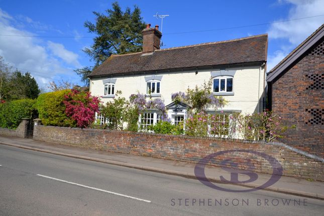 3 bed cottage for sale in Poolside, Madeley, Crewe CW3