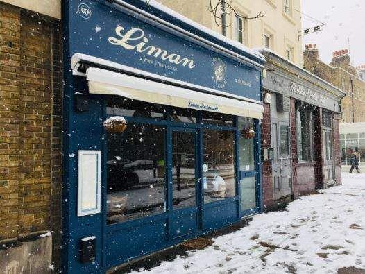 Thumbnail Restaurant/cafe for sale in Islington N1, UK