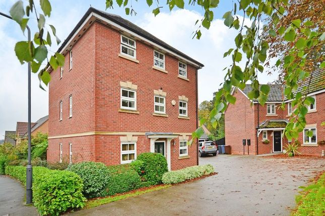 Thumbnail Detached house for sale in Middlewood Drive East, Wadsley Park Village, Sheffield