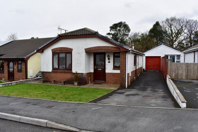 Thumbnail Detached bungalow for sale in Brynglas, Penygroes, Llanelli