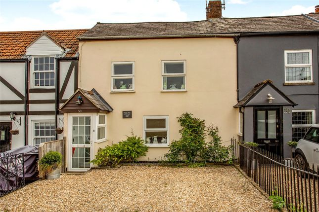 Thumbnail Terraced house for sale in Church Street, Royal Wootton Bassett, Wiltshire