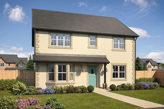 "Thumbnail Detached house for sale in ""Harrogate"" at Low Lane, Acklam, Middlesbrough"