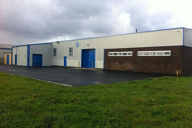 Thumbnail Light industrial to let in West Chirton North Ind Estate, West Chirton North Industrial Estate, North Shields, Tyne & Wear