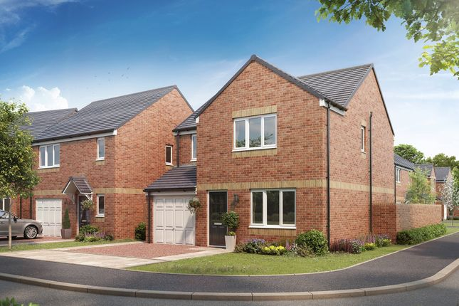 """Thumbnail Detached house for sale in """"The Leith"""" at Stobhill Road, Gorebridge"""