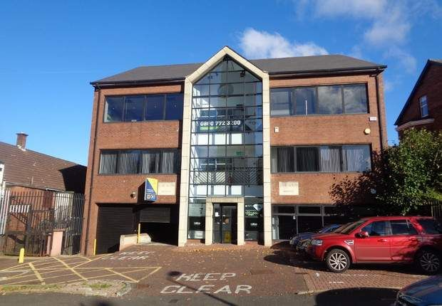 Thumbnail Office to let in Floor, Rose House, 2A Derryvolgie Avenue, Belfast, County Antrim