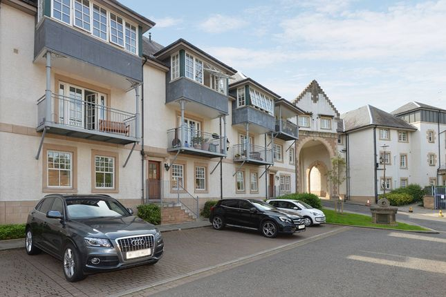 Thumbnail Flat for sale in West Mill Bank, Colinton, Edinburgh