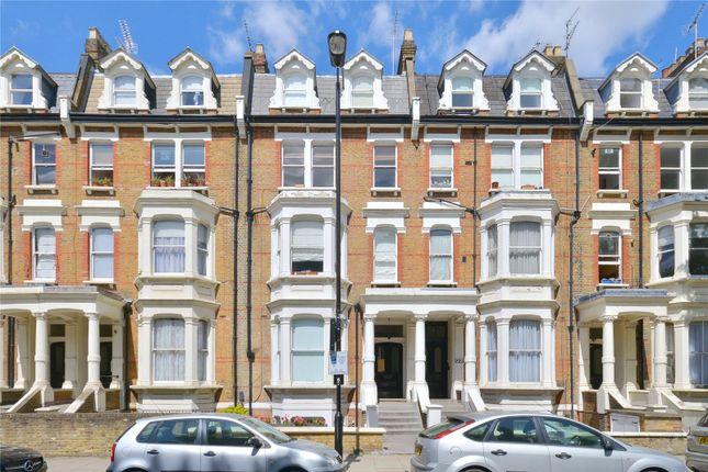 Exterior of Elgin Avenue, Maida Vale, London W9