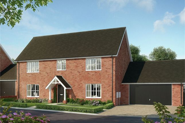 Thumbnail Semi-detached house for sale in Wicken Lea, Newport, Saffron Walden, Essex