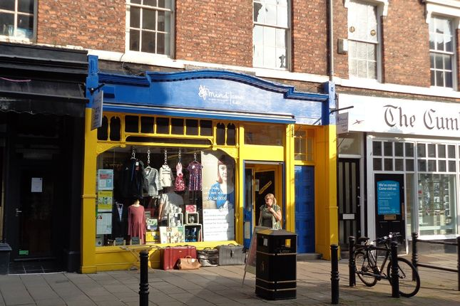 Thumbnail Retail premises to let in 47 Bank Street, Carlisle