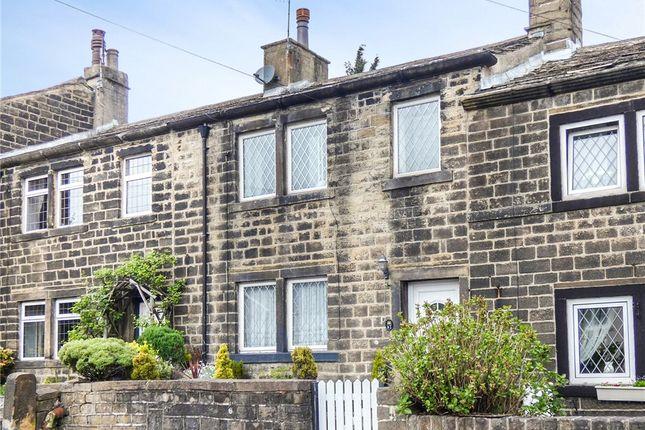 2 bed terraced house for sale in Long Lane, Harden, Bingley BD16