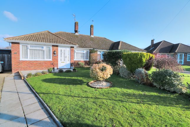 Thumbnail Bungalow for sale in Abbots Close, Hassocks
