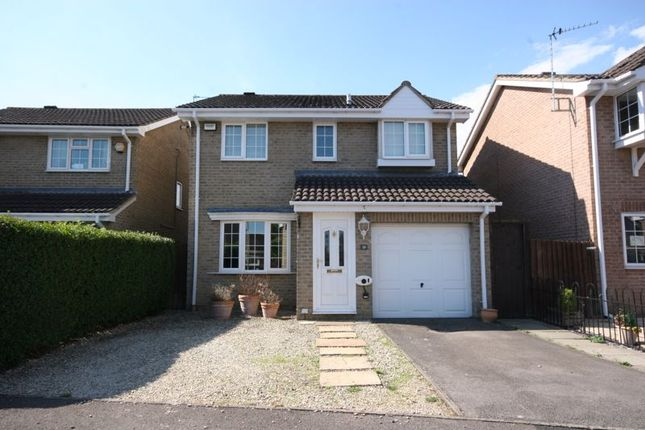 Thumbnail Detached house for sale in Vulcan Way, Abbeymead, Gloucester