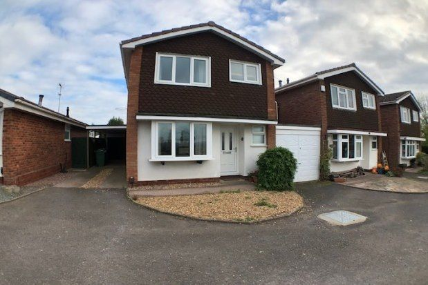 Thumbnail Detached house to rent in Wrenswood, Stafford