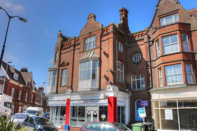 Thumbnail Flat for sale in Prince Of Wales Road, Cromer