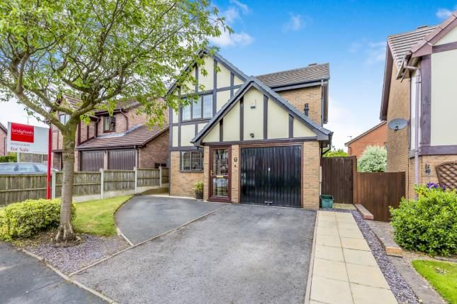 Thumbnail Detached house for sale in Tarragon Drive, Meir Park, Stoke, Staffs