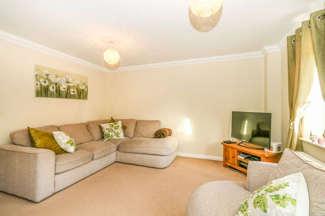 Thumbnail Semi-detached house for sale in Furnace Drive, Thrapston, Kettering