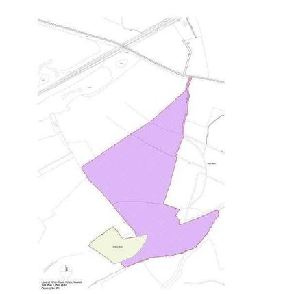 Thumbnail Land for sale in Land At Golden Hill, Egmanton Road, Kirton, Newark