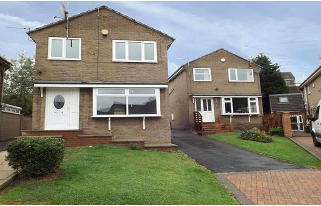 Thumbnail Detached house for sale in Thanes Close, Birkby, Huddersfield