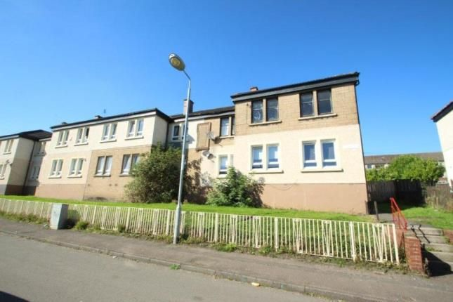 Exterior of West Kirk Street, Airdrie, North Lanarkshire ML6