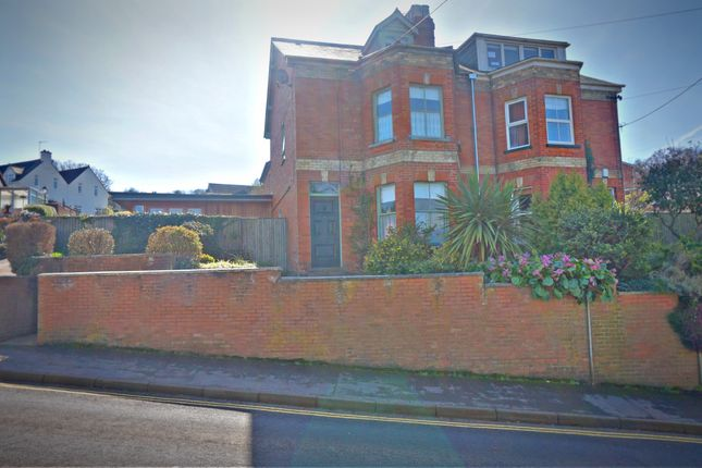Thumbnail Semi-detached house for sale in Canal Hill, Tiverton