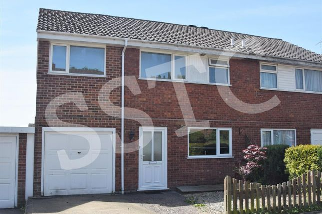 4 bedroom semi-detached house for sale in Masefield Avenue, Midway, Swadlincote
