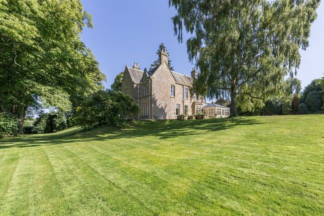 Thumbnail Detached house for sale in Oxnam Road, Jedburgh